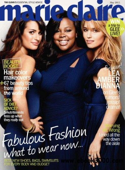 Marie Claire US - May 2011 free download