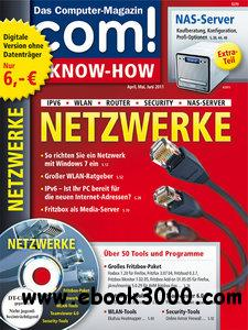COM Magazin Sonderheft Know How Netzwerke April Mai Juni No 04 2011 free download