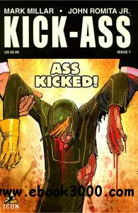 Kick-ass #1-8 [complete] (repost) free download