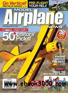 Model Airplane News Magazine July 2011 free download