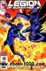 Legion of Super-Heroes #13 (2011) free download