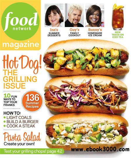 Food Network - June 2011 free download