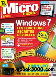 Micro Hebdo - 10 Mars 2011 free download