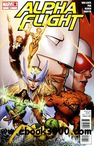 Alpha Flight #0.1 (2011) free download