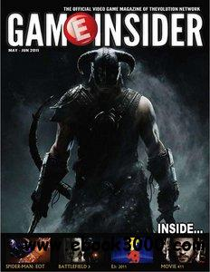 GameInsider - May/June 2011 free download