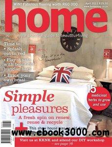 Home - April 2011 (South Africa) free download