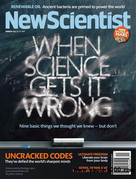 New Scientist - 21 May 2011 free download