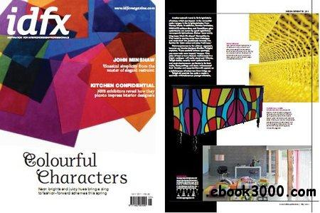 IDFX Magazine May 2011 free download
