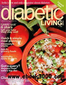 Diabetic Living - May/July 2011 / India free download