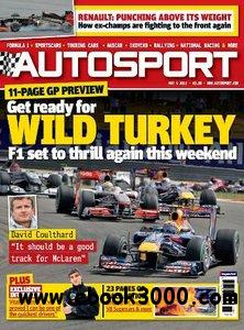 Autosport Magazine - May 5th 2011 free download