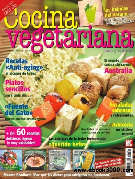 Cocina vegetariana june 2011 free ebooks download for Cocina vegetariana