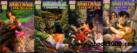 Nightmare Theater #1-4 (1997) free download
