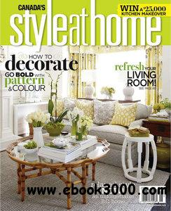 Style at Home - June 2011 free download