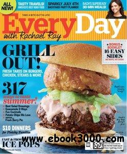 Every Day with Rachael Ray - June/July 2011 free download