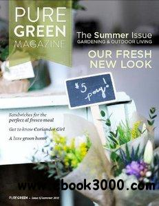 Pure Green Living - Summer 2011 free download