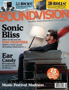 Sound & Vision - June/July/August 2011 free download