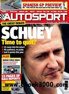Autosport Magazine - May 19th 2011 free download