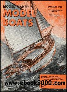 Model Maker & Model Boats Vol. 16 No. 181 [January 1961] free download