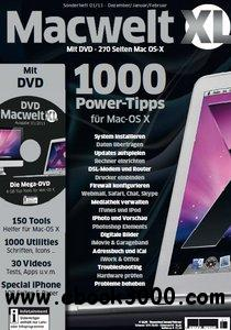 Mac Welt Magazin Sonderheft XL 01 2011 download dree