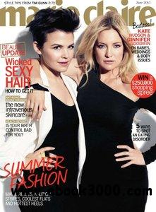 Marie Claire - June / 2011 free download