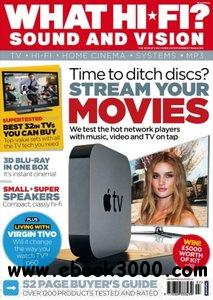 What Hi-Fi? Sound and Vision - July 2011 free download