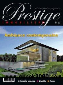 Prestige Immobilier - May/June 2011 free download