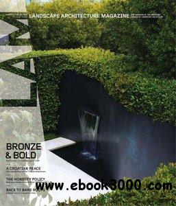 Landscape Architecture - June 2011 free download