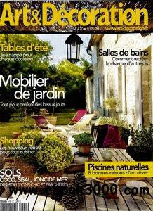 Art et decoration n 470 juin 2011 free ebooks download for Arts et decoration abonnement