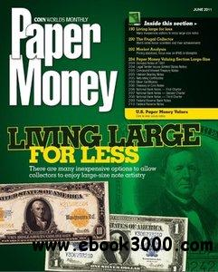 Paper Money - June 2011 free download