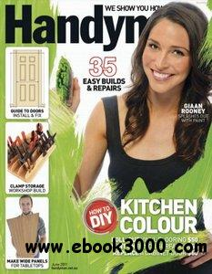 Handyman Australian - June 2011 free download