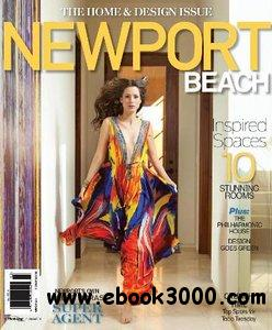 Newport Beach (Home & Design Issue) - March 2011 free download