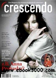 Crescendo - Juni/August 2011 free download