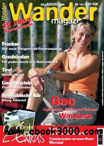 Wander Magazin Juli - August No 04 2009 download dree