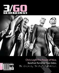3/GO Triathlon - July/August 2011 free download