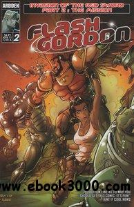 Flash Gordon: Invasion of the Red Sword #2 (2011) free download