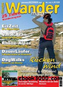 Wander Magazin November - Dezember No 06 2009 free download