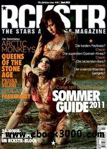 RCKSTR - June 2011 free download