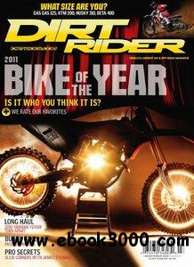 Dirt Rider - Jule 2011 free download
