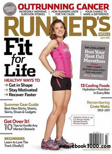 Runners World US - July 2011 free download