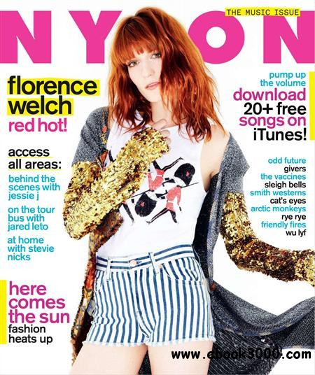 Nylon - June/July 2011 free download