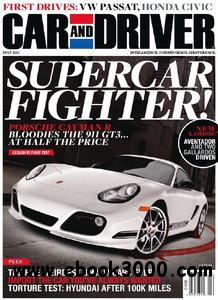 Car and Driver magazine - July 2011 free download