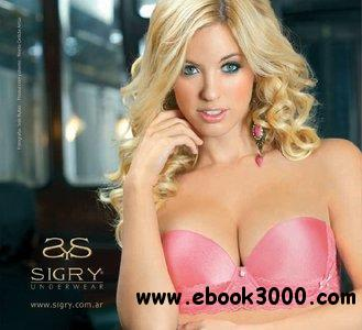 Sigry Lingerie - Fall/Winter 2011 Catalog free download