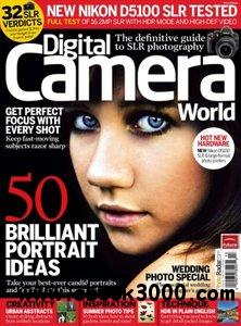 Digital Camera World - June 2011 free download