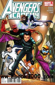 Avengers Academy #14.1 (2011) free download