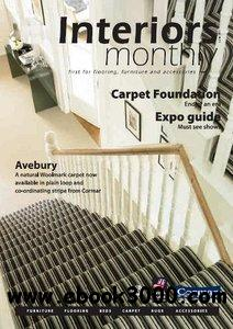Interiors Monthly Magazine - June 2011 free download