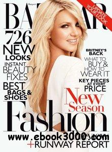 Harper's Bazaar - June / July 2011 free download
