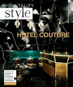 Hospitality Style - Summer 2011 free download