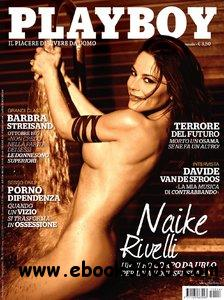 Playboy Italy - June 2011 - No watermark free download