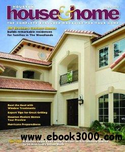 Houston House & Home - June 2011 free download