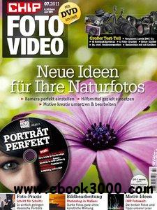 Chip Foto und Video Magazin No 07 2011 free download